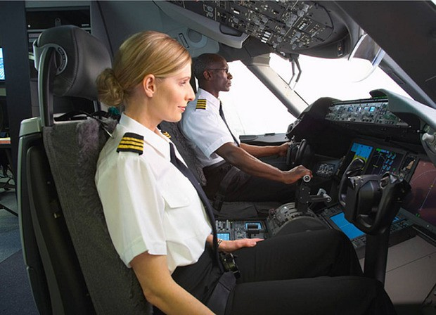 Grab some flight overalls - Boeing says 500,000 new pilots are needed