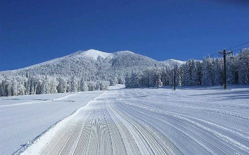 Skiing on sewage: resorts use treated wastewater for snow cannons