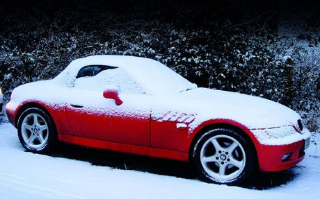 Why winter is the best time to buy a convertible