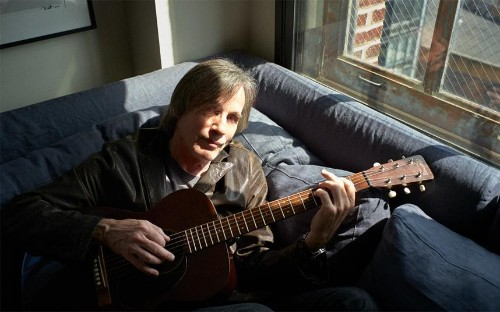 Jackson Browne interview: 'Music lets you escape'