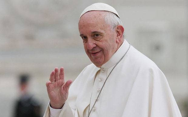 Pope Francis is victim of internal conspiracy to 'manipulate' him, Vatican alleges