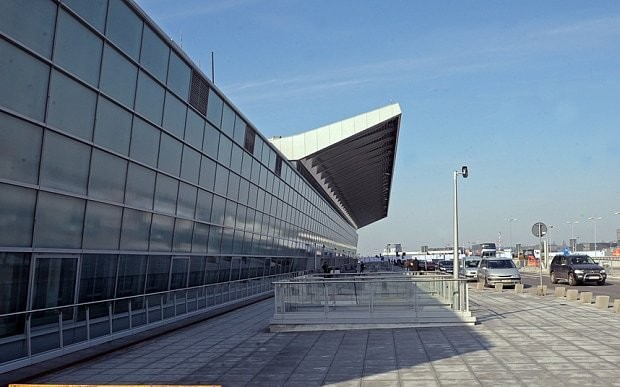 Hacking attack grounds planes at Polish airport