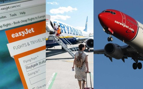 How Europe's three biggest budget airlines plan to take over the world