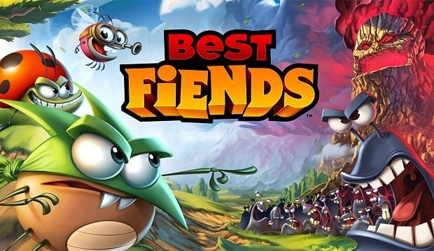Best Fiends takes mobile games to the next level... Seriously
