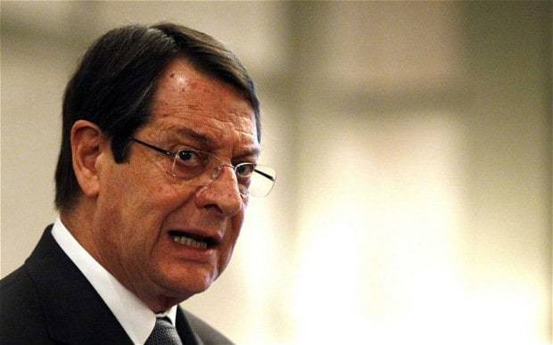 Cyprus has 'no intention of leaving the euro'