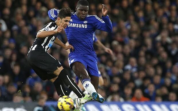 Chelsea transfer rumours: Inter Milan interested in signing Kurt Zouma