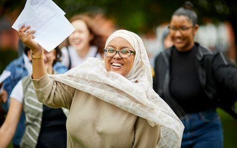 GCSE results day 2019: Girls are closing the gap on boys in Maths and Physics