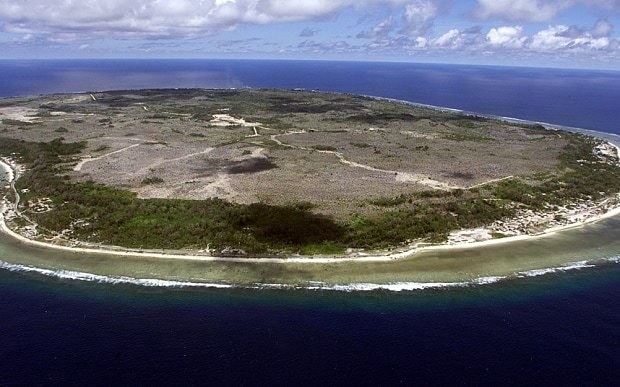 Police raid Save the Children office in Nauru over alleged leaks about rapes