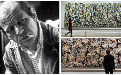 'Pollock was not a good drunk': secrets of the abstract expressionists