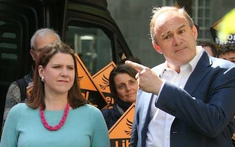 LibDems working on plan to topple Conservative government and install senior Labour MP into Number 10