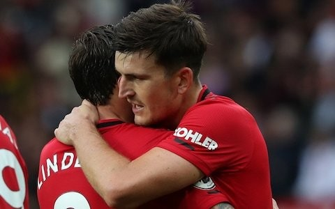 Why Victor Lindelof and Harry Maguire have finally given Man Utd a defensive combination to treasure