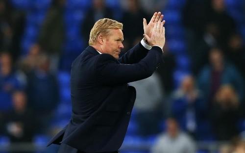 Ronald Koeman unafraid of negative reaction on first return to Southampton following summer exit