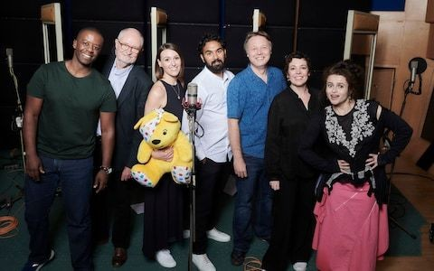 Children in Need replaces charity single with all-star album featuring Olivia Colman and David Tennant