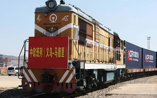 Enough room to expand Sino-Spanish co-operation