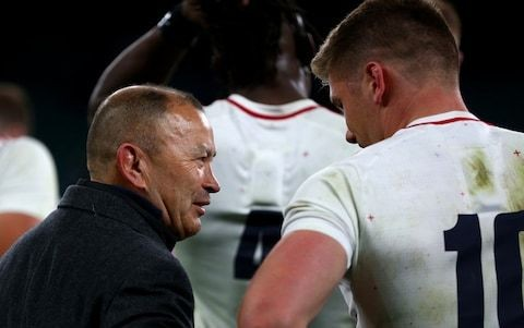 Eddie Jones is wrong to say English rugby lacks leadership and imagination