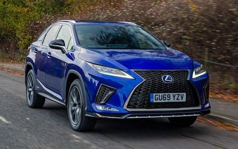Lexus RX450h review: if there's such a thing as an ideal urban SUV, this is it