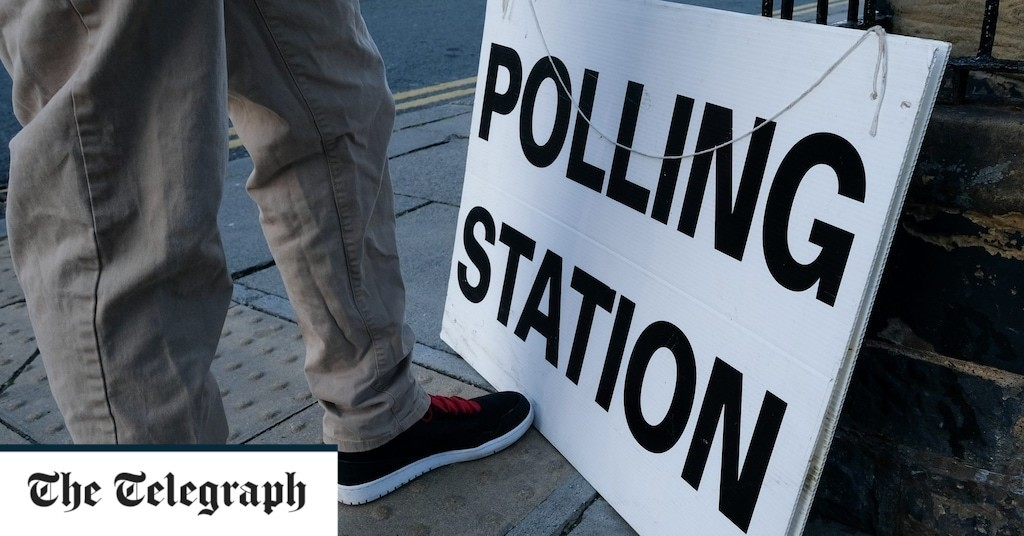 Electoral Commission can't be allowed to 'mark its own homework', says Tory chairman