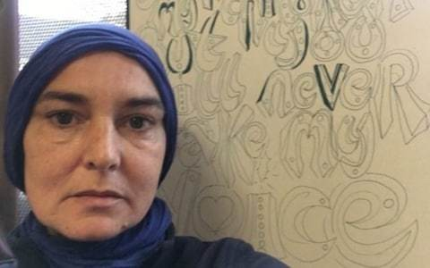 Sinéad O'Connor converts to Islam, changes name to Shuhada' Davitt