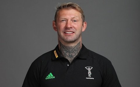 Sean Long settles in at Harlequins: 'It's like rugby league is a game of draughts and rugby union is a game of chess'