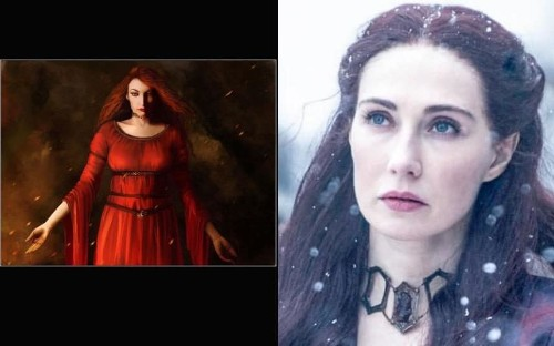 Everything you need to know about Melisandre, Game of Thrones' Red Priestess