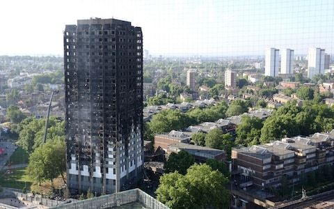 Grenfell campaigners call for inquiry to be delayed if new panellist is not appointed soon