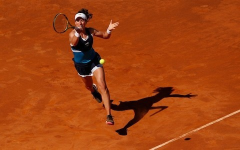 Johanna Konta swats aside Sloane Stephens and Venus Williams in one day as fixture pile-up proves no problem