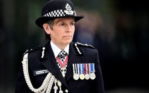 A quarter of police forces have just one or fewer women in their top ranks, figures show