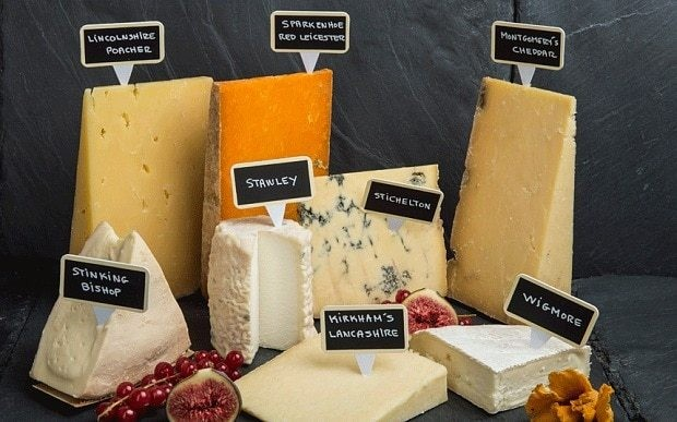 How British cheese took over the world (even the French love it)