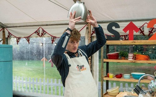 The Great Celebrity Bake Off, episode 2 recap: is one-man culinary crime-wave James Acaster the worst baker ever?