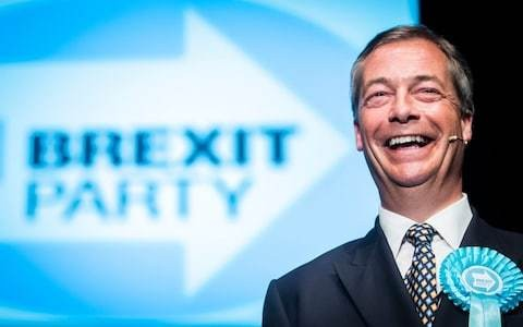 Under no circumstances should the Tories form an alliance with the Brexit Party