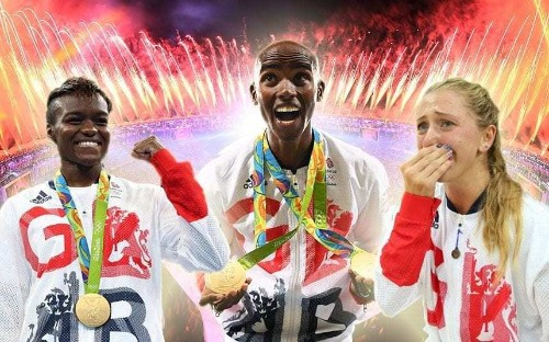 Great Britain's Olympic motto now faster, higher, wonga - how Team GB became a sporting superpower