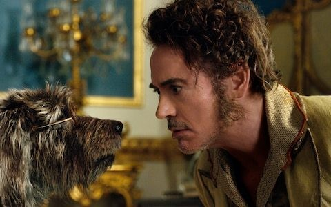 Robert Downey Jr.'s Dolittle could lose $100m after bombing at the US box office