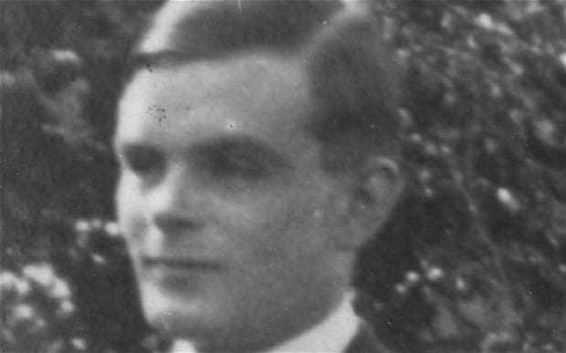 Alan Turing's secret notebook sells for £700k