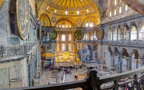 10 of the greatest architectural views on Earth
