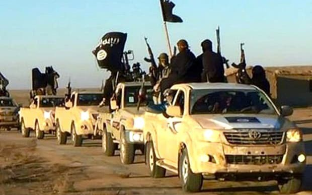 Islamic State executes over 3,000 in Syria in year-long 'caliphate', says monitor