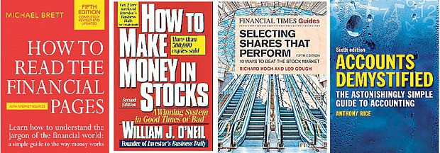 Shares guru Jim Slater: eight books that will make you a better investor