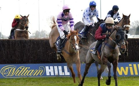Has William Hill been left at the races?