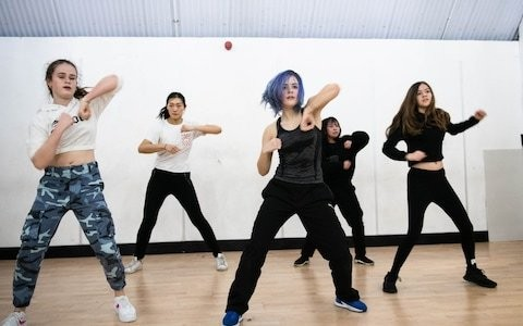 K-pop dance classes oversubscribed in Britain amid growing popularity