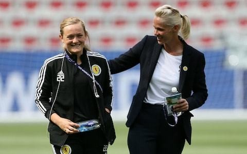 Shelley Kerr tries to calm World Cup exit fears by insisting Scotland planned for Argentina decider