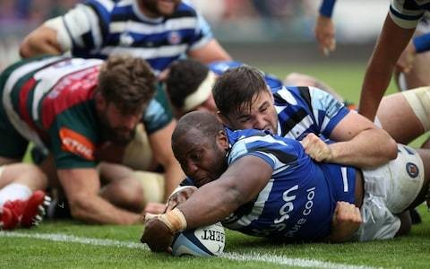 Bath complete comeback to give Leicester Tigers another gut-wrenching setback