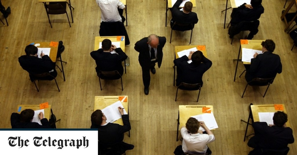 Pupils may find it easier to get top grades in 2021 exams, minister suggests