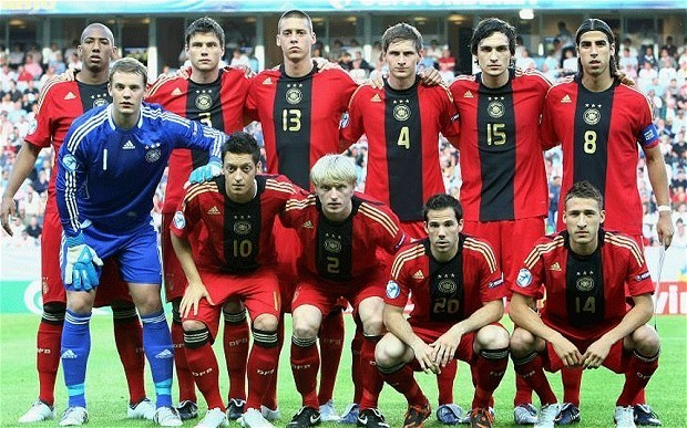 World Cup 2014: Germany highlight the madness of St George as they continue to prosper while England stagnate
