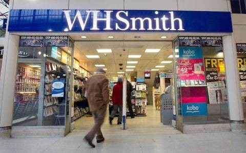 WH Smith accelerates US push with £300m deal for Marshall Retail