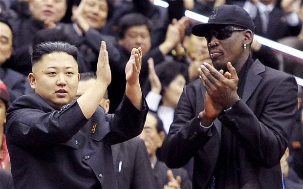 Dennis Rodman calls on Kim Jong-un 'to do me a solid' and free Kenneth Bae
