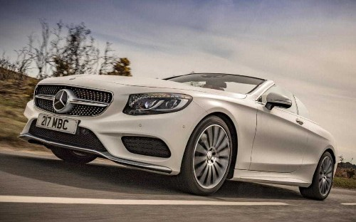Mercedes S-class Cabriolet review: the plushest convertible around?