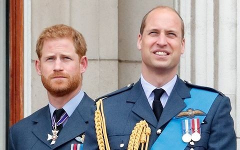 Prince William 'worried' about Harry after TV interview discussing their 'rift', source claims