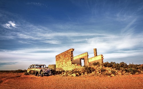 Ghosts and gold mines: Australia's eeriest abandoned towns