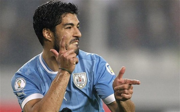 World Cup 2014: Luis Suarez and Uruguay will 'cheat' to beat England if they have to, says Gus Poyet