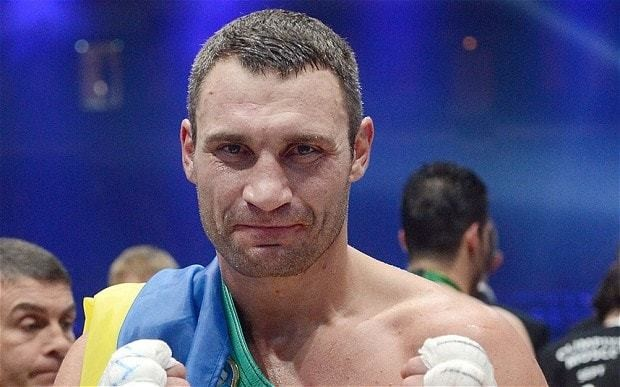 Vitali Klitschko relinquishes his World Boxing Council heavyweight title to concentrate on politics