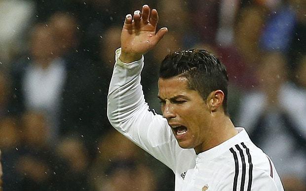 Real Madrid forward Cristiano Ronaldo denies referring to Barcelona rival Lionel Messi with obscene nickname